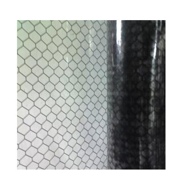 D06 ESD clear window curtain antistatic pvc ESD honeycomb curtain