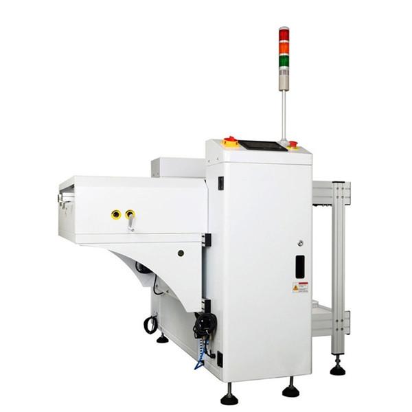 Dual track unloader PCB unloadering equipment for SMT line