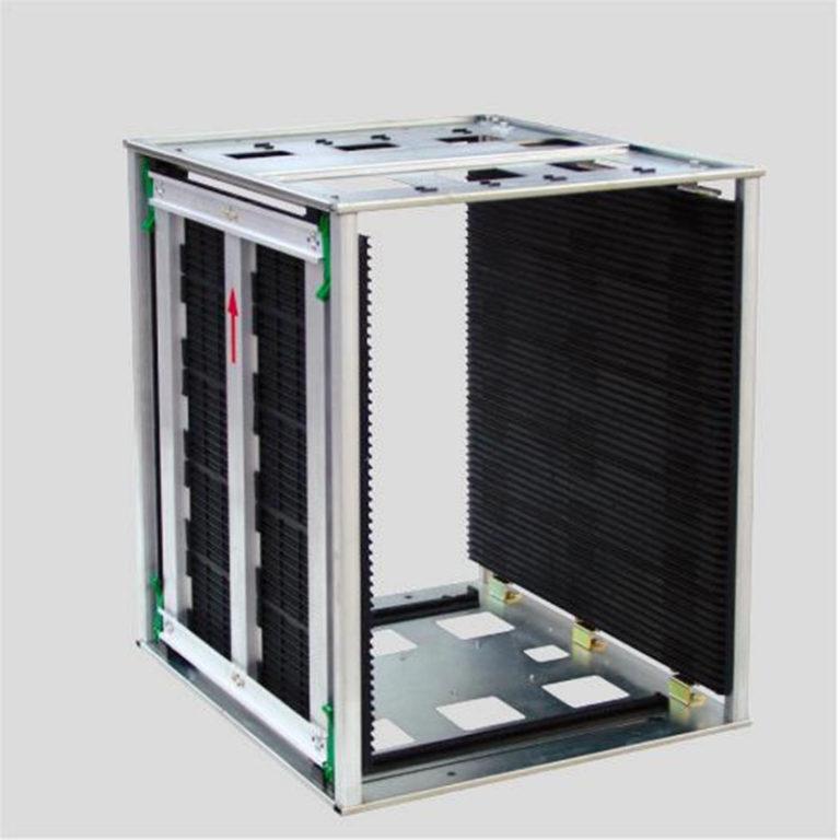 B0108 & B0109 SMT PCB ESD Magazine Rack
