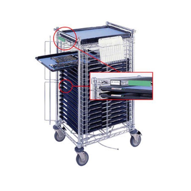 B0209 ESD Circulation Cart