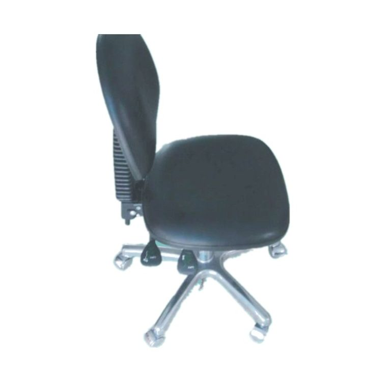 B0303 ESD Cleanroom Leather Chair