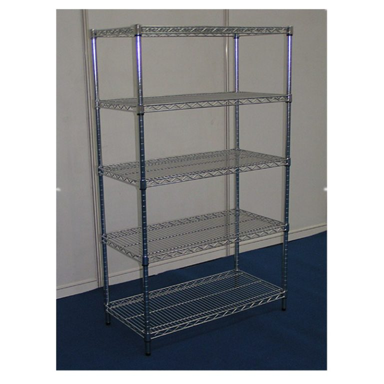 B0406 Carbon Steel Chrome-plated Shelf