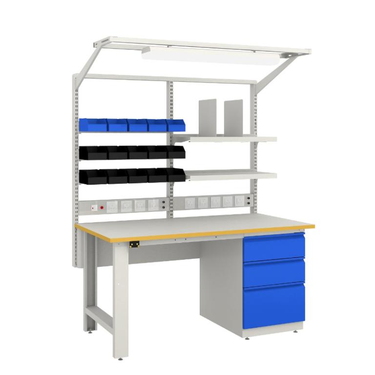 B0501-NAH-2 Cleanroom ESD Tables