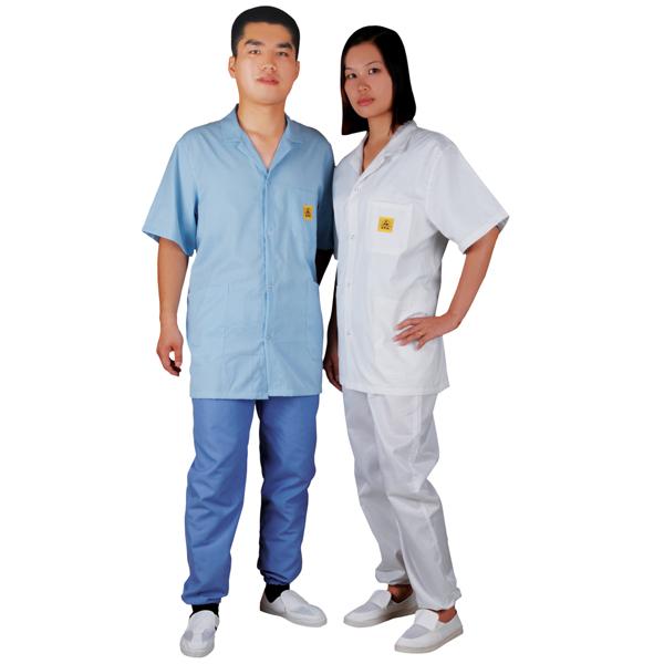 antistatic short sleeve shirt C0104