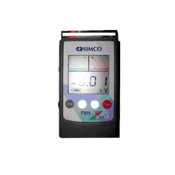 E0602 New Design digital static charge electrostatic field tester