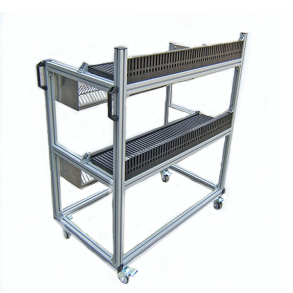 ESD feeder cart
