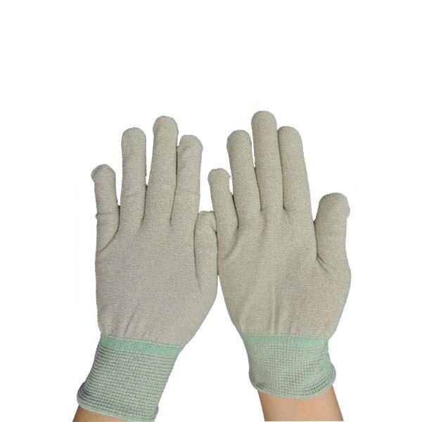 Carbon fiber nylon gloves C0504-W