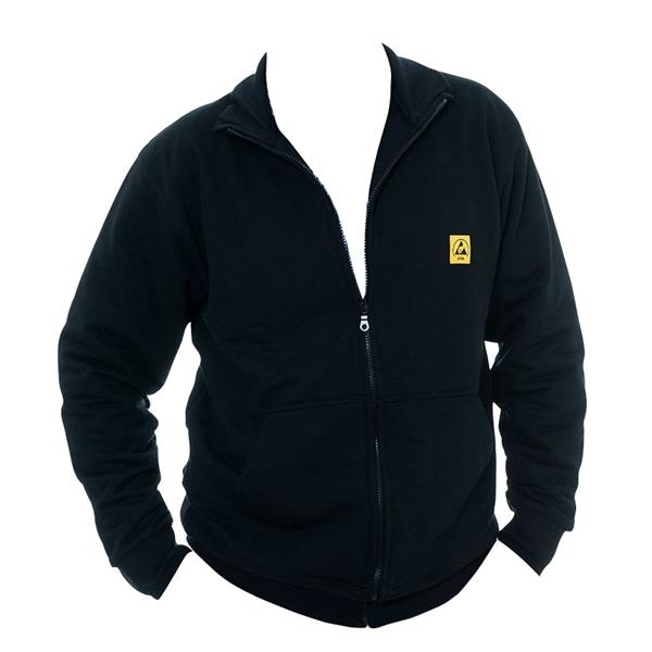 C0114 New arrival good breathablity Esd Fleece Jacket