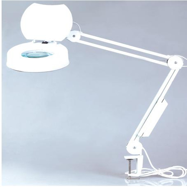 E01202 High quality Magnifier elegant magnifying glass with light