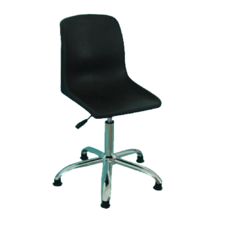 B0306 ESD Cleanroom Plastic Chair