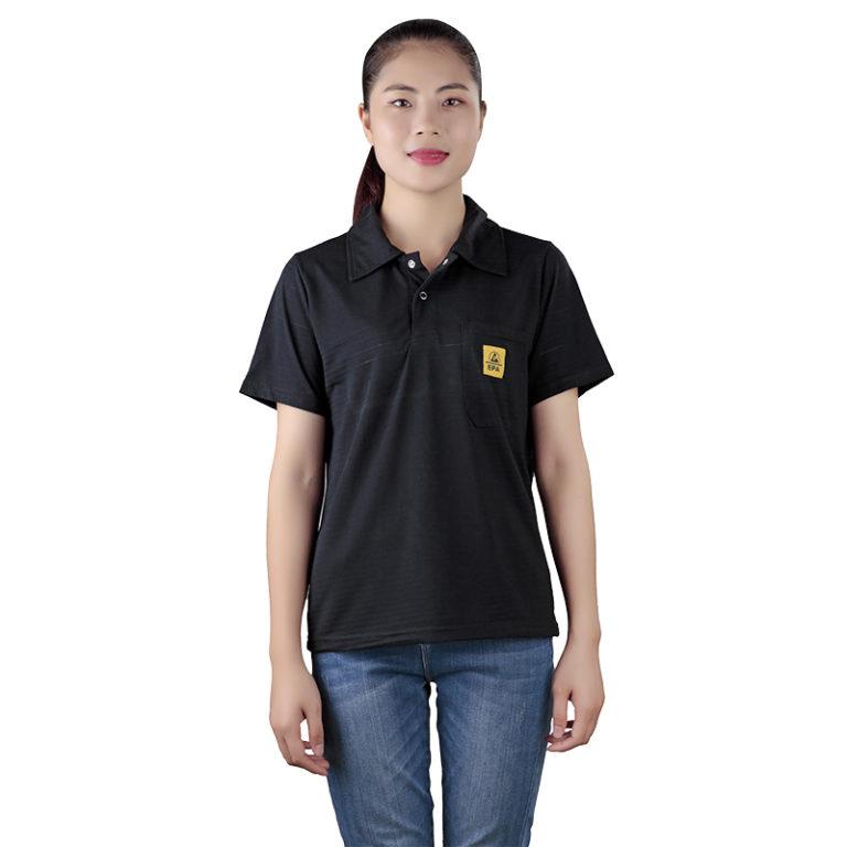 anti static polo t shirt C0109