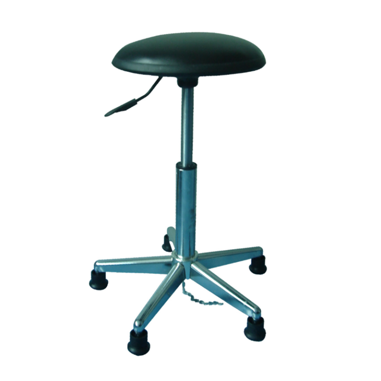 B0312 Clean & ESD Leather Stool