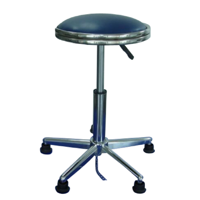 B0313 Clean & ESD Leather Stool