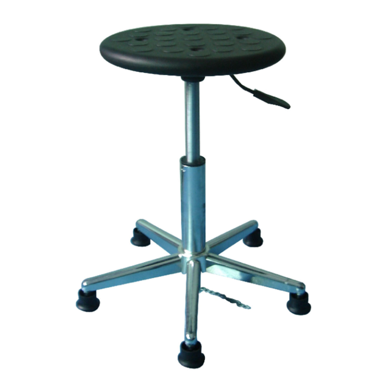 B0315 Clean & ESD PU Foam Stool