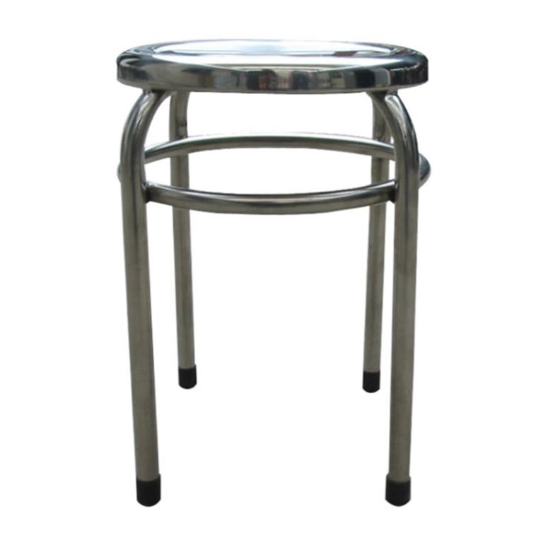 B0321 Clean Stainless Steel Stool