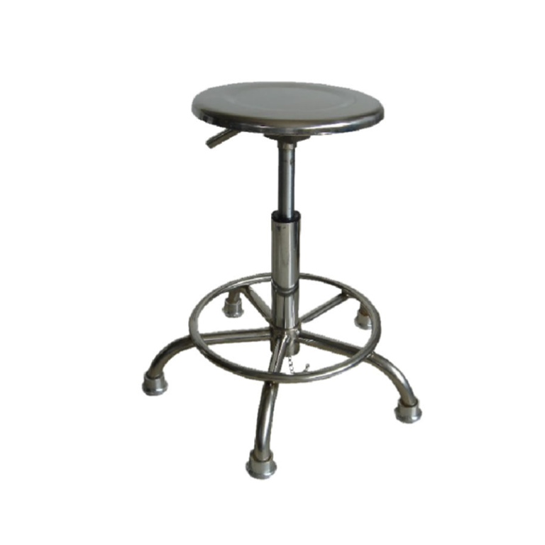 B0323 Clean Stainless Steel Stool