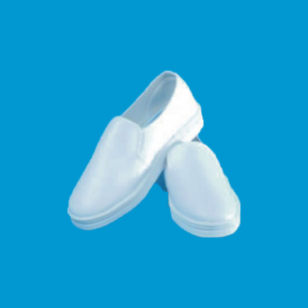 cleanroom leather esd shoes