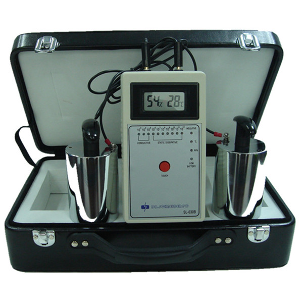 E0503 High quality Digital Hammber Type Surface Resistance Tester