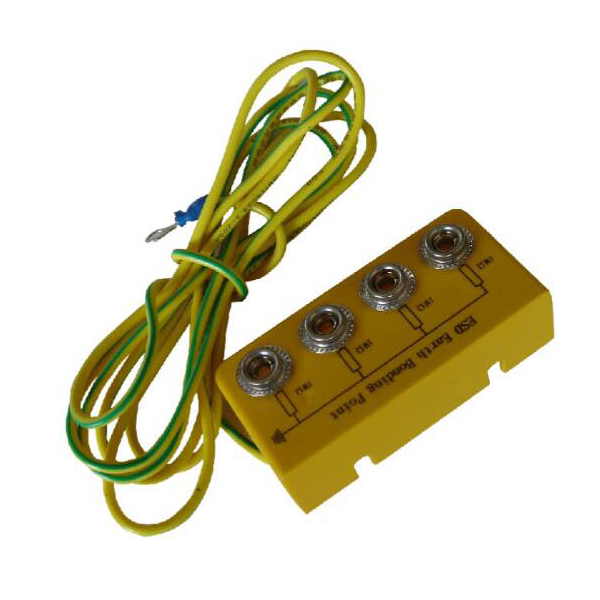 GC05 L-shape grounding box