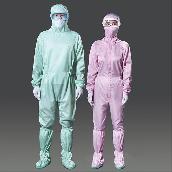 High Temperature Resistant Antistatic Garment C0101-HR