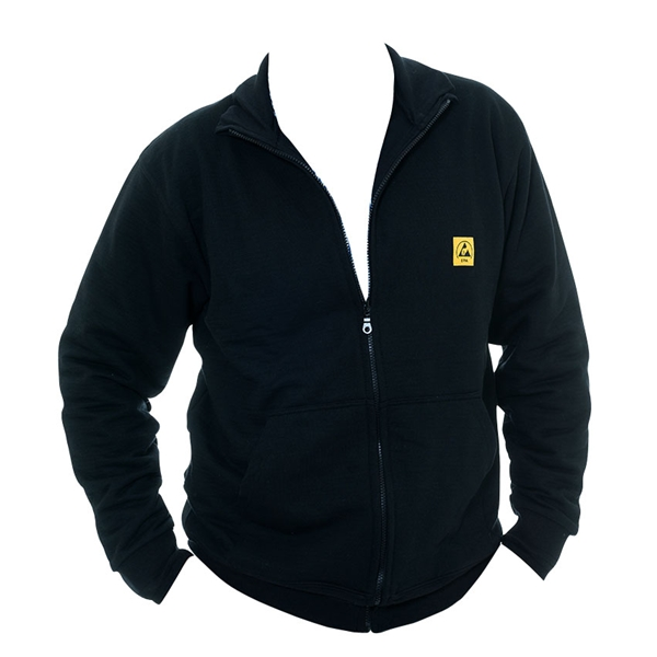C0114 New arrival good breathablity Esd Fleece Jacket