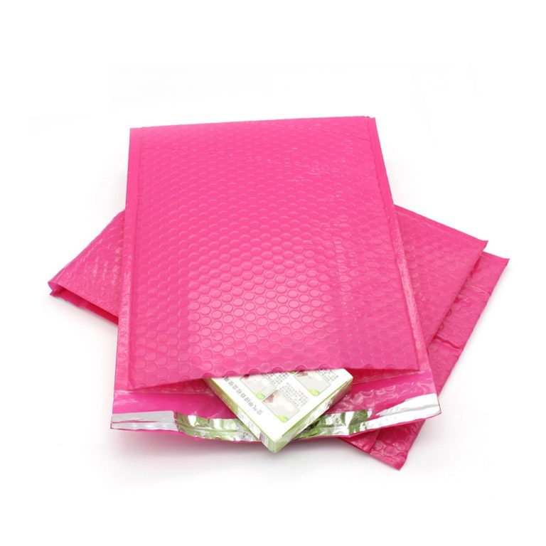 A0106-P Poly Bubble Bags