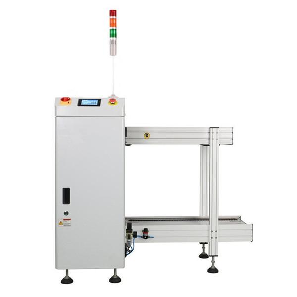 Maquina de montaje SMT PCB loader-ms-810