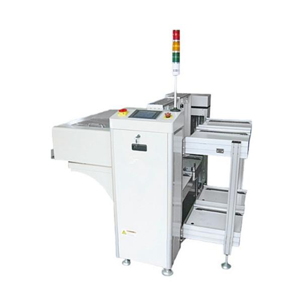 Descargador de doble unloadering equipos para línea SMT PCB