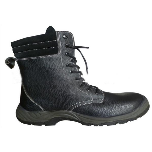 C04748 zapato de trabajo negro