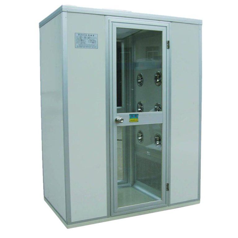 B09 Sala de ducha de aire