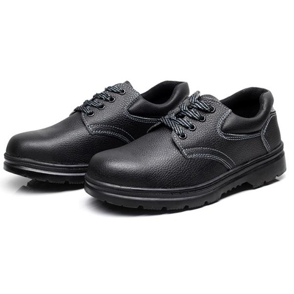 práctico zapato de trabajo de suela de goma