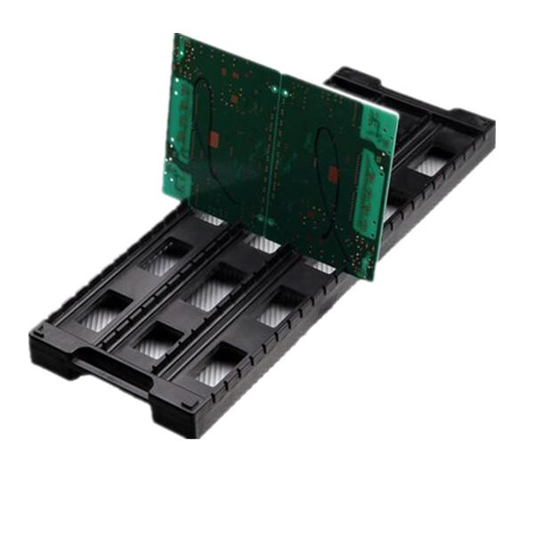 A0703 ESD circulación rack para 25 PCS PCB almacenaje