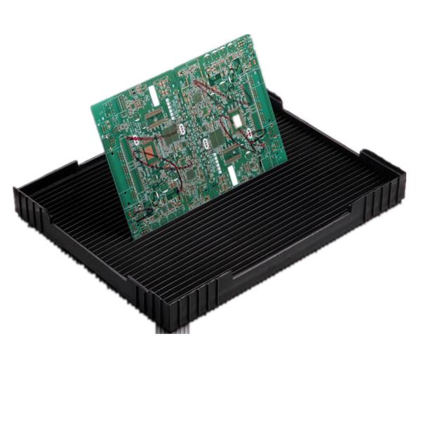 A0708 Rack de almacenamiento PCB ESD corculation apoyo de tamaño personalizado