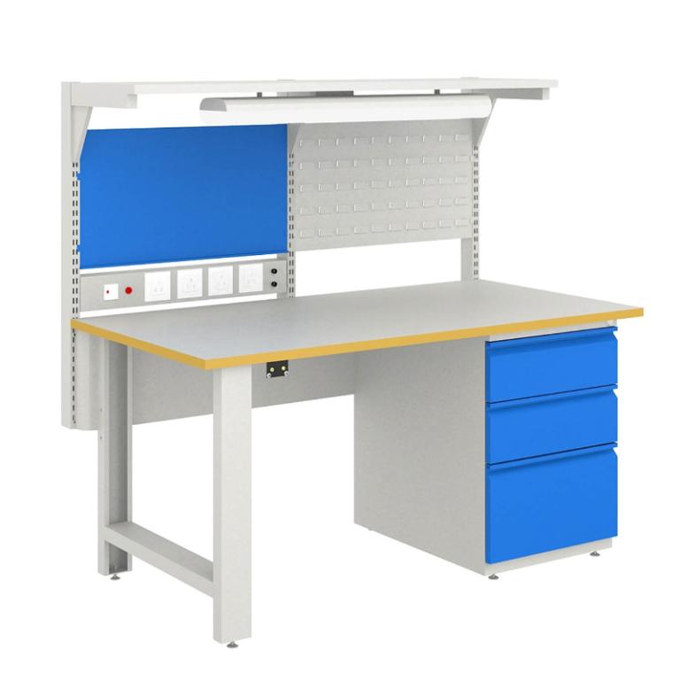 B0501-NAH-1 Banco de trabajo de ESD personalizado para laboratorio