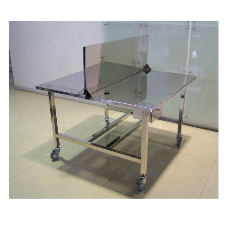 B0503 Mesa de trabajo de acero inoxidable