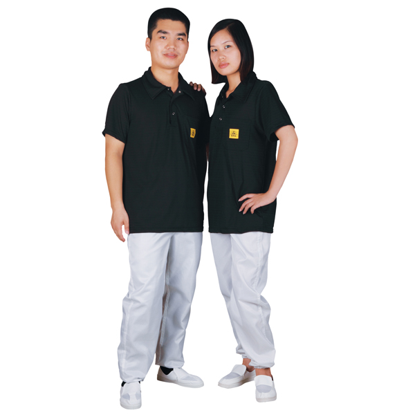 Anti – static polo t shirt c0109