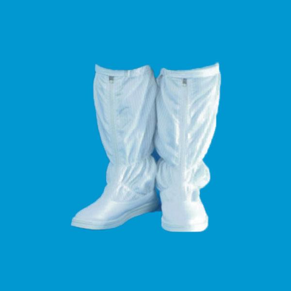 Cleanroom ESD botas,Limpio zapatos