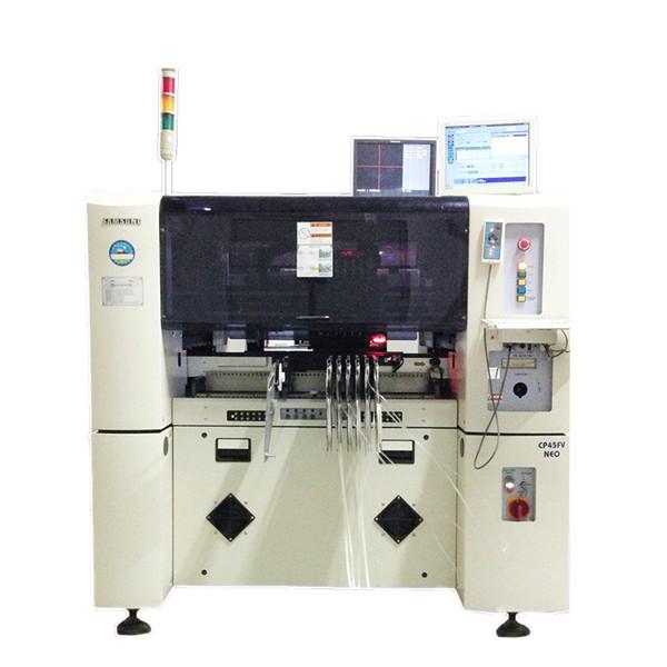 Segunda mano maquina de montaje de SMT Samsung CP45FVNEO