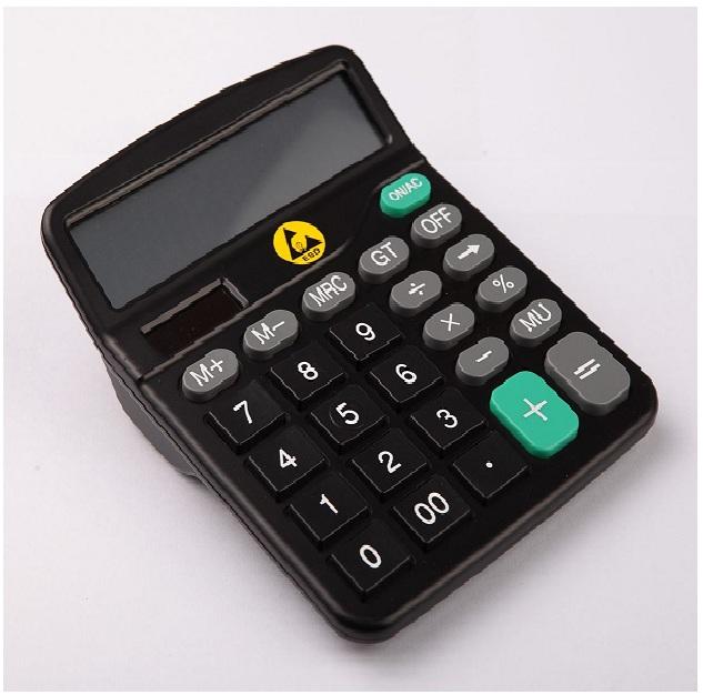 Anti-static calculadora Ms-1041