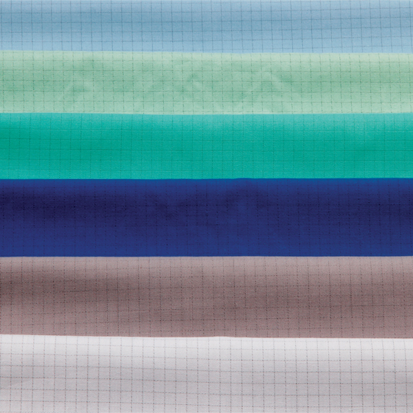 Cleanroom y antiestático garment fabric