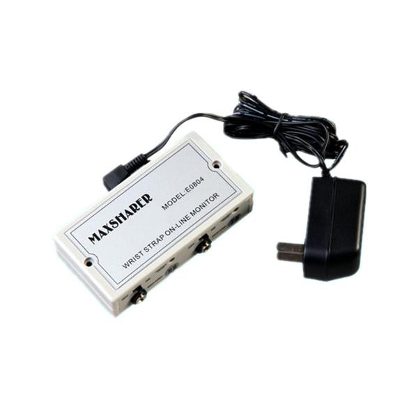 E00804 Muñequera esd antiestática de alta calidad / monitor en línea