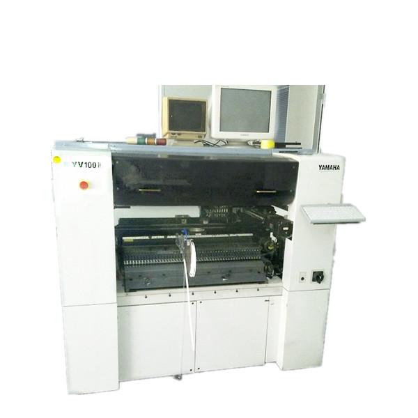 Yamaha Segunda mano maquina de montaje de SMT YV100II