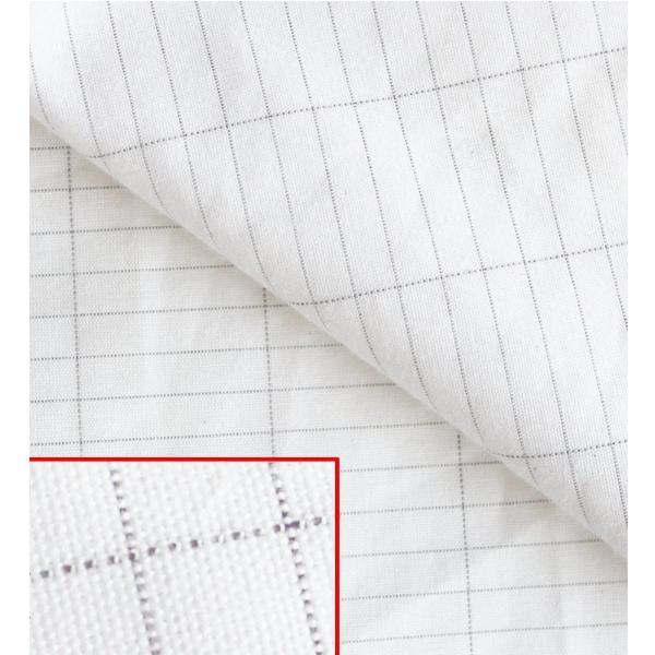 Anti – static / anti – radiación / antibacteriano de plata conductora para sábanas de tejido de fibra