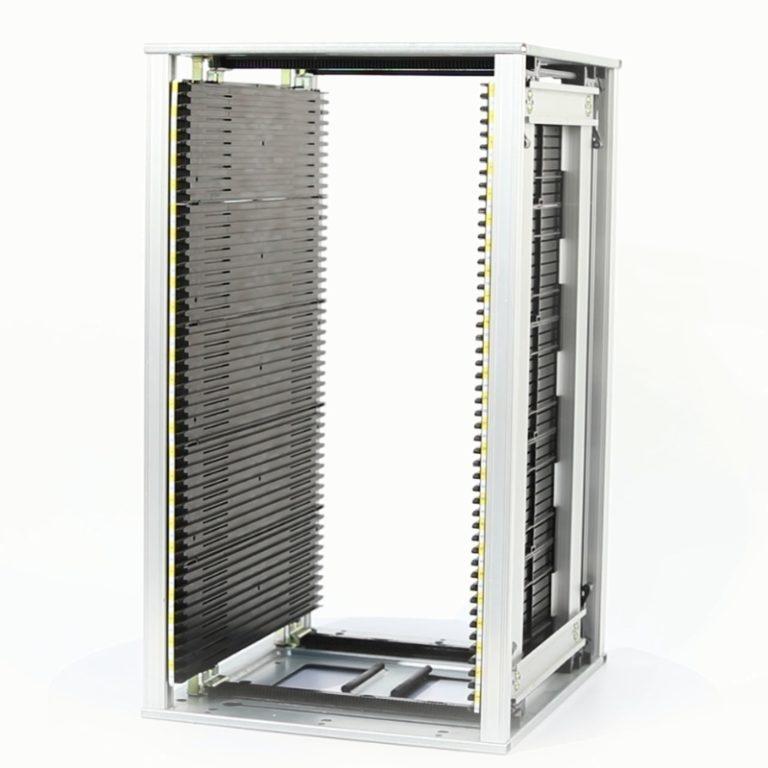 B0103-AU Automatic Adjustment ESD SMT Magazine Rack