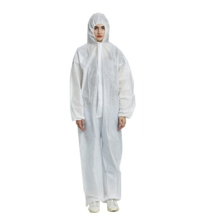 Surgical non woven disposable SMS 40G coveralls