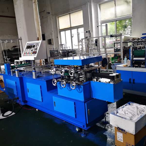 AM-DH3511 Ultrasonic Mushroom Cap/Medical Cap making machine